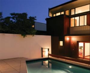 House back pool